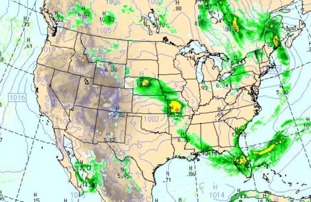 weathernation headlines  august 10  shrinking heat wave