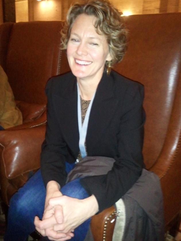 Mary Bunten.