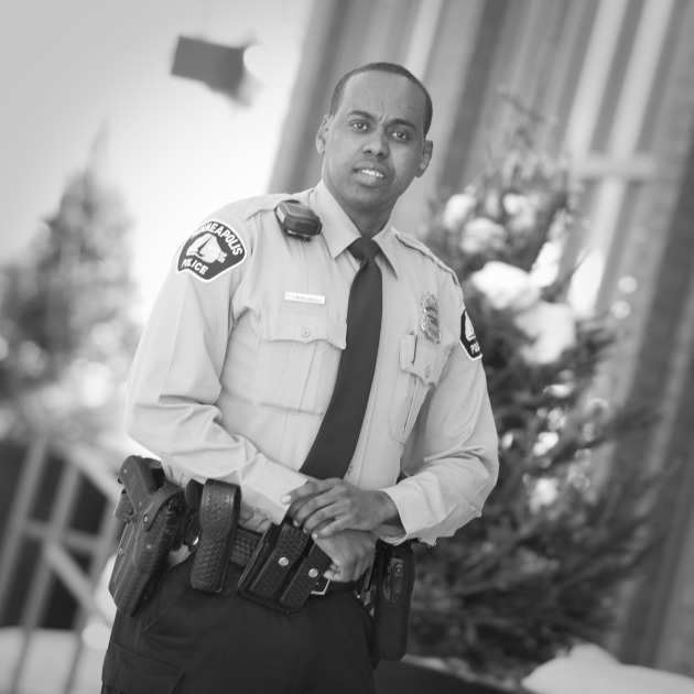 Police Officer Abdiwahab Ali