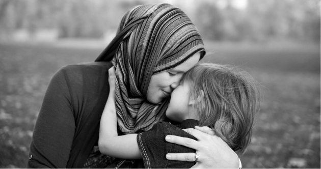 Image result for mother daughter islamic tumblr