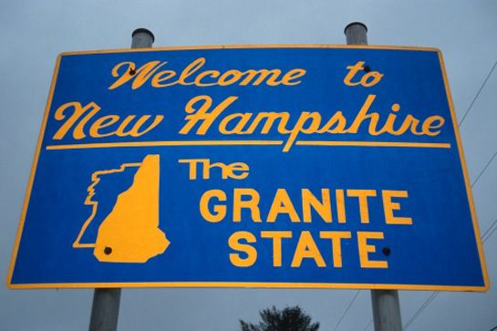 Granite Is A Strong Tough Mineral Often Used In Building Blocks And Tiles It Also The State Rock Of New Hampshire That Has Stayed For