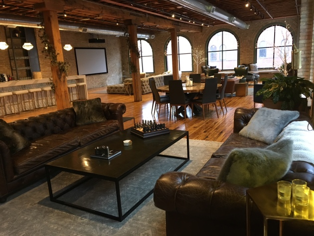 A Look Inside Brick Mortar Which Opened Last Year In The Warehouse District