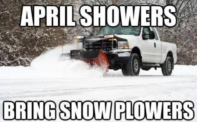 Coating to 17″ Snow Reported Across Twin Cities Metro Wednesday – Spring Returns This Weekend. Really