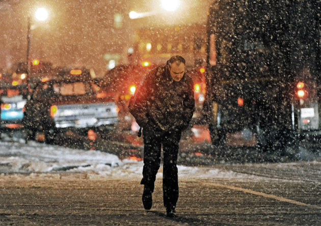 January Comes Early – Cold Bias Next 2 Weeks – Not as Polar as Last Winter