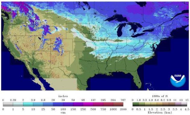 "Snow-Deprived, Numbing Sunday – Beware of ""Globola!"""