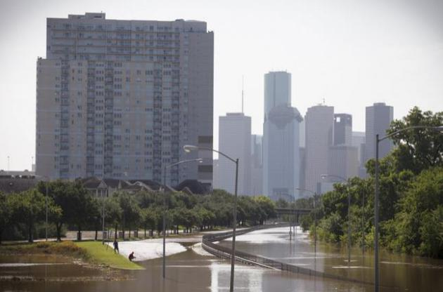 Instant Summer – Biblical Flooding Submerges Much of Texas