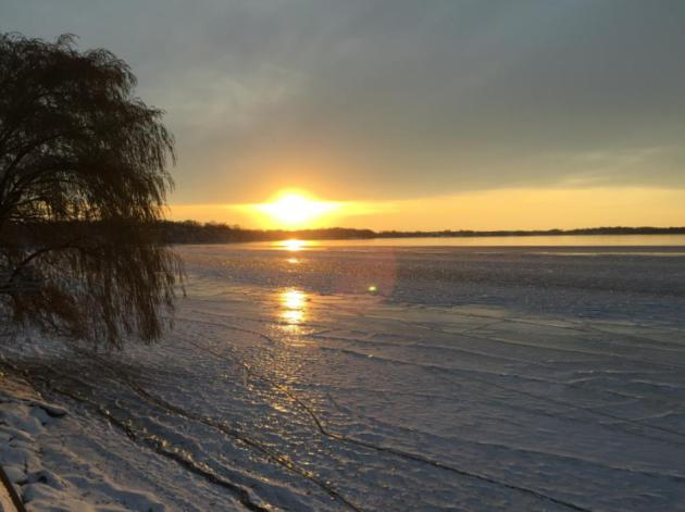 43F Saturday – Tuesday Snow Potential Lessens – Another Arctic Smack Brewing?