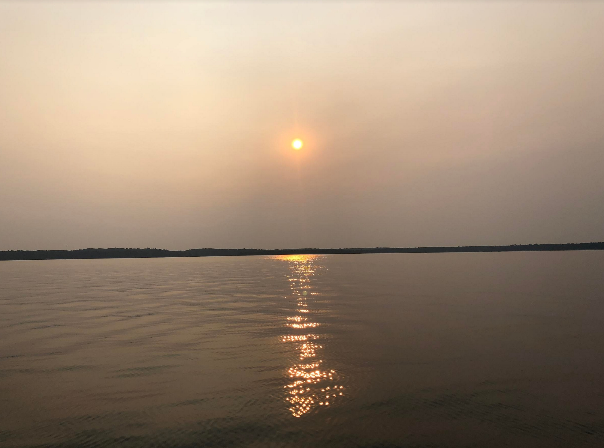Smoke From Western Wildfires Pushes East – Air Quality Alerts Issued