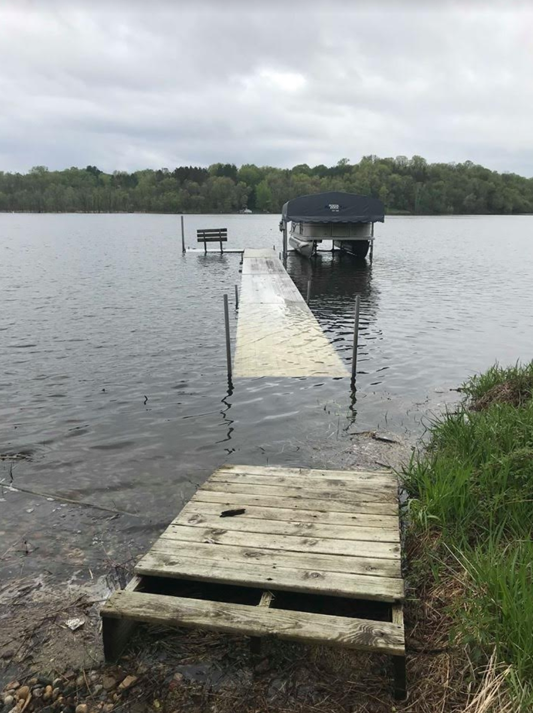 On Track for Top 10 Wettest Spring – Salvaging a Fairly Nice Holiday Weekend?