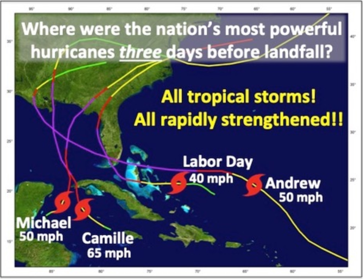 """Thunder-Wear Advised – Potential Grows for """"Barry"""" Forming in the Gulf of Mexico Later This Week"""