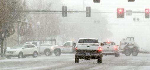 First Subzero Smack Next Week – Traffic Perils Posed by Nuisance Snows