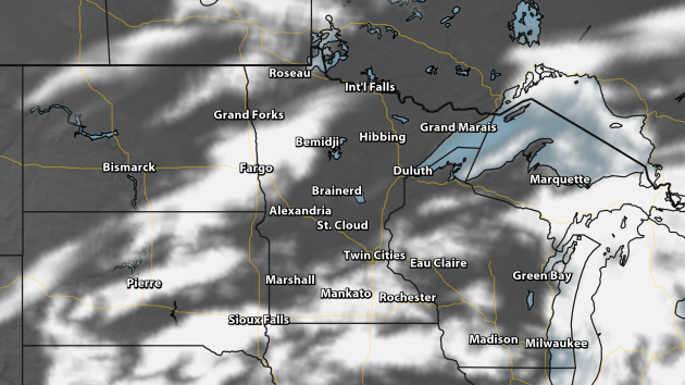 Clouds For The Eclipse Monday? Heaviest Rain Through Tuesday Stays Across Southern Minnesota