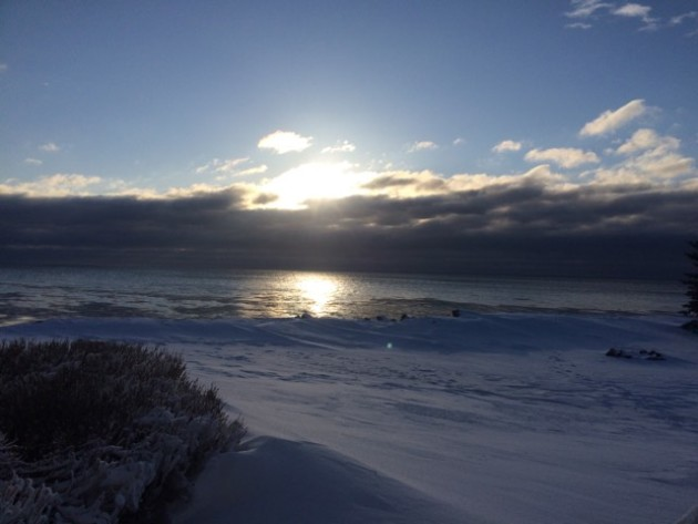 An Above Average Week – Highs In The 30s & 40s With Lots of Melting Snow